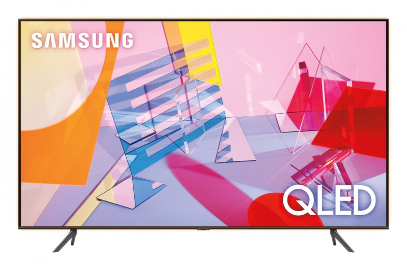 "Samsung - 65"" Class QLED 4K UHD HDR Smart TV"