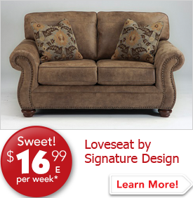 Loveseat By Signature Design $16.99
