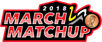 2018 march matchup