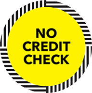 No Credit Card Check