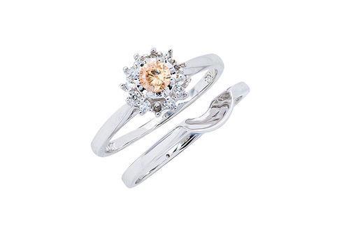 New Generations | Diamond Bridal Set
