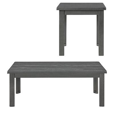 Martin Svensson Home | Ventura grey end table