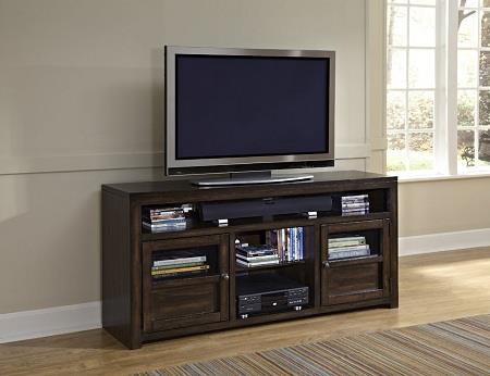 Progressive Furniture | 64 Triumph Walnut Brown TV Stand