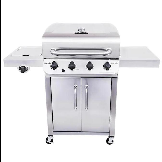 R20 | Char-Broil | 4 Burner Stainless Steel Gas Grill