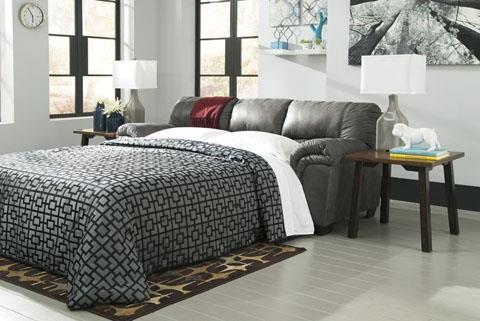 Signature Design   Bladen Slate Sleeper Sofa