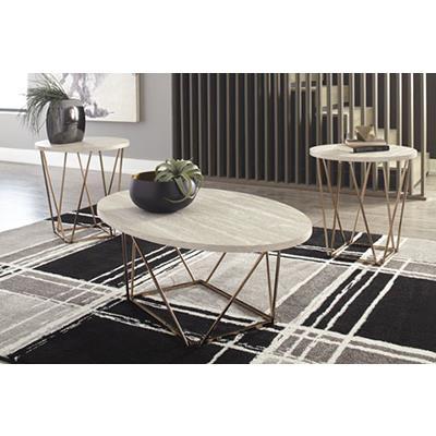 Signature Design | tarica 3 Pack Tables