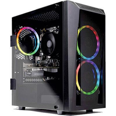 SkyTech | Refurb AMD Ryzen 5-2600 16GB 500GB SSD 1660Sup