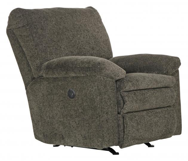 Catnapper Tosh Pewter POWER Recliner