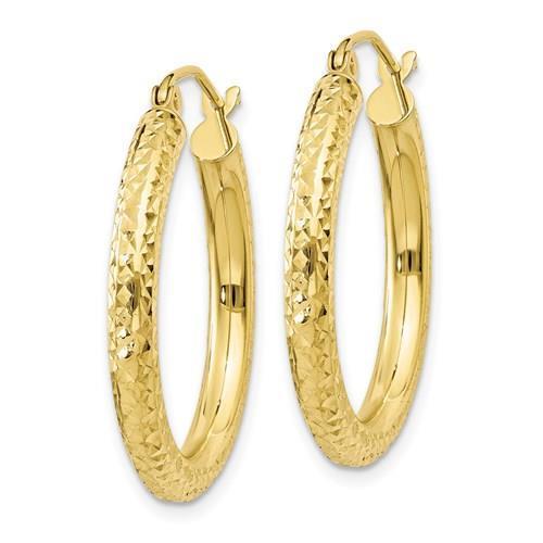 New Generations | Gold Earrings