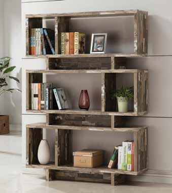 Coaster Open Shelves Bookshelf