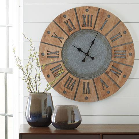 Signature Design  Wall Clock