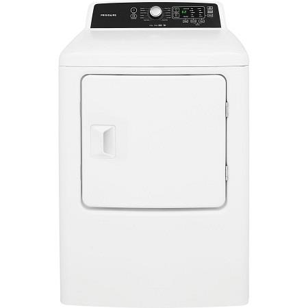 Frigidaire | 6.7 cu ft Dryer 10 cycles