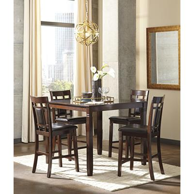 Signature Design   Bennox 4 chair w/ Table