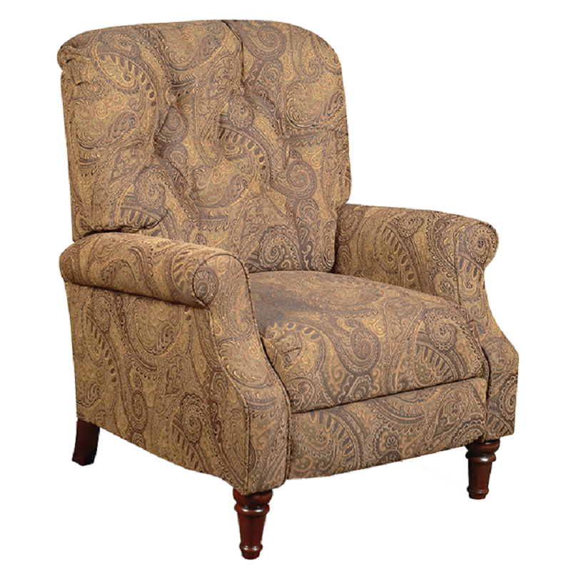 Rent American Wholesale Furniture High Leg Recliner Isle