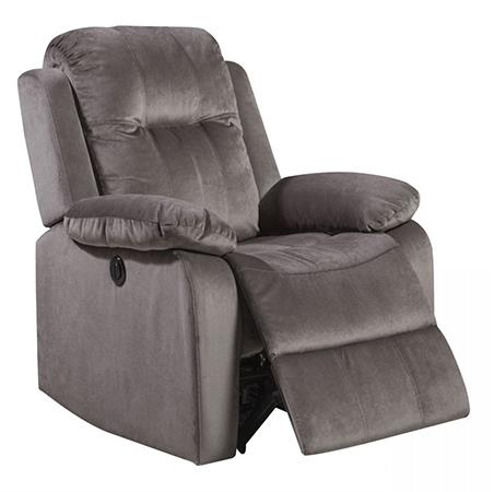 American Imports | POWER CHAISE RECLINER URBINO OYSTER