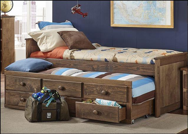 Simply Bunkbeds | Twin Bed with out Trundle