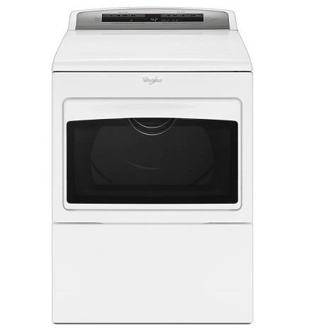 Whirlpool | Cabrio Dryer with Glass Front
