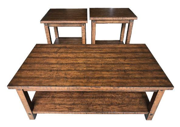 American Imports | woodsman 3 pack tables