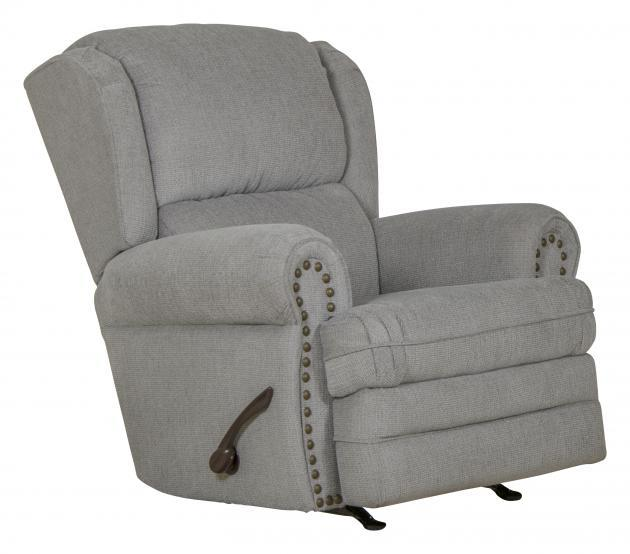 Jackson Furniture | Nickel Rocker Recliner