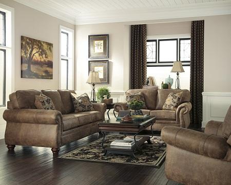 Signature Design Larkinhurst Sofa & Loveseat