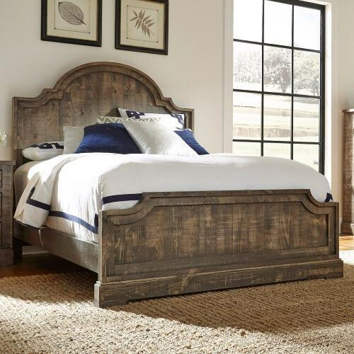 Progressive Furniture | Meadow Weathered Gray Nightstand