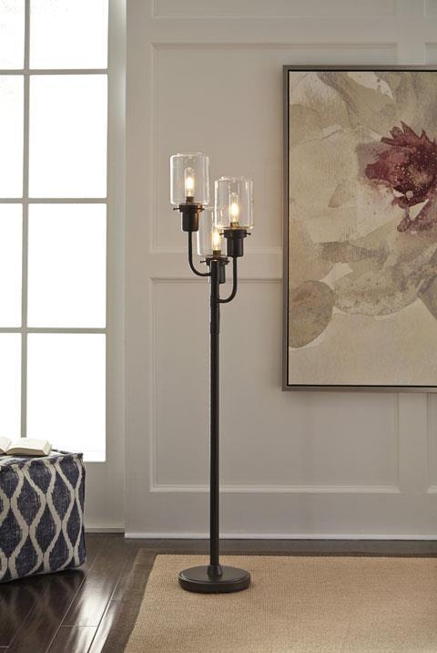Ashley Furniture Metal Floor Lamp