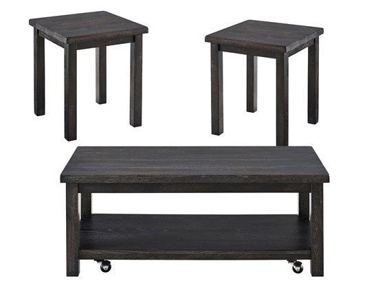Progressive Furniture   Dove Grey Tables