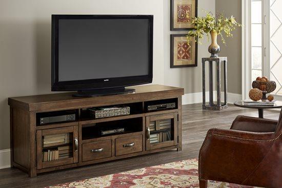 Progressive Furniture   74 inch tv stand