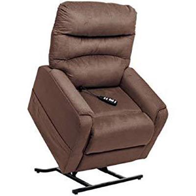 Mega Motion | Spice Walnut H&M lift recliner