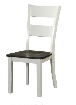 AWF | DINING CHAIR GREY & WHITE