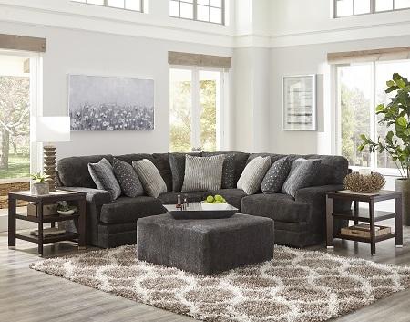 Jackson Furniture Mammoth Smoke 2 Piece Sectional