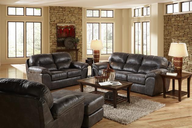 Jackson Furniture Grant Steel Sofa & Loveseat