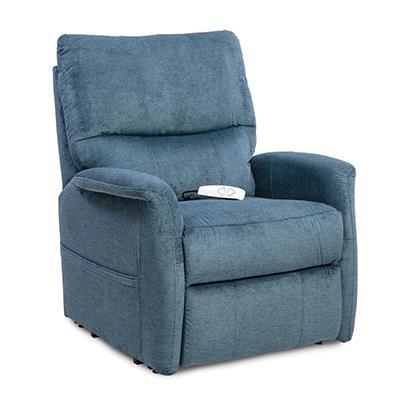 Mega Motion | Polo Lapis Blue lift recliner