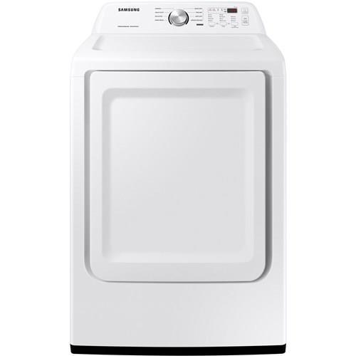 Samsung  7.2 Cu.Ft. Electric Dryer White