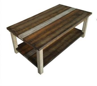 American Imports Rustic Retrieve Cocktail Table