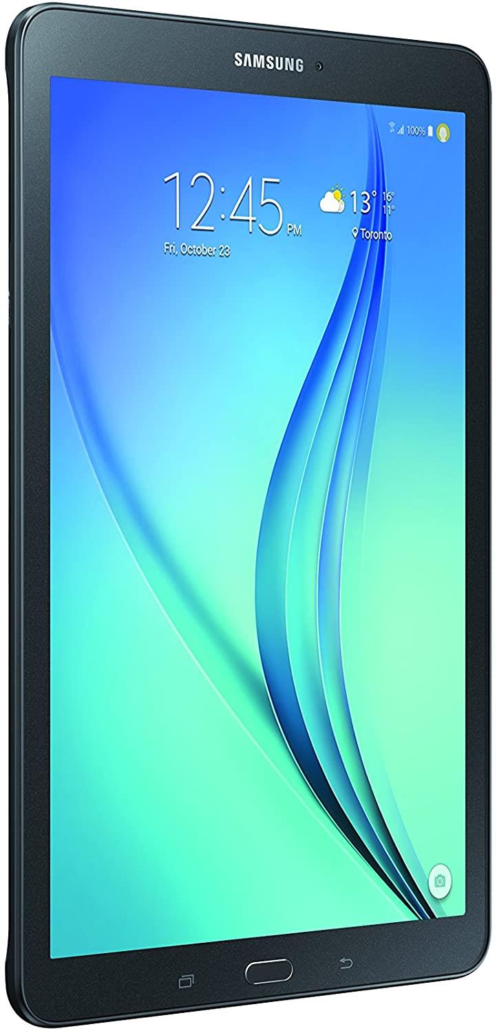 Samsung | Galaxy Tab E 9.6 16GB Black WiFi