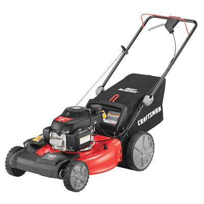 Craftsman | 21 163cc Self Propelled Briggs and Stratton Engin