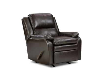 Rent American Wholesale Furniture Rocker Recliner Soho