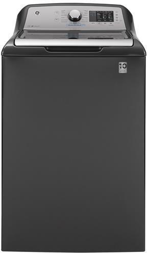 GE Appliances | 4.8 Cu. Ft Impeller Diamond Gray