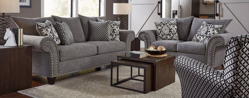 American Imports   SOFA and LOVESEAT