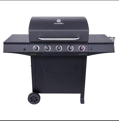 Char-Broil   5 burner gas grill