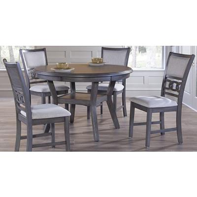 American Imports   Gia Gray dining table & 4 chairs