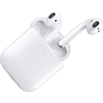 Apple   Apple Airpods 2 with Wireless Charging Case