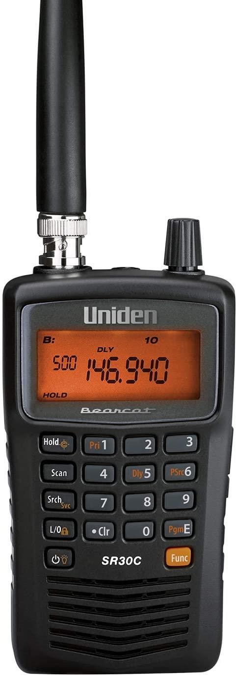 Uniden | 500 Ch Compact Handheld Scanner