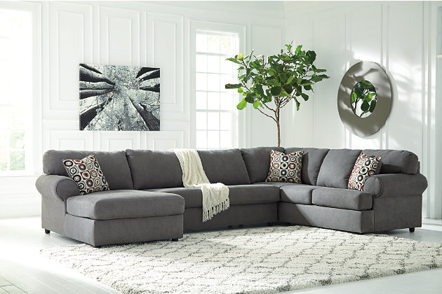 Jayceon Steel 3 PC Sectional