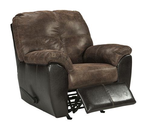 Signature Design | gregale coffee rocker recliner