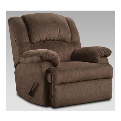 Affordable | Aspen Chocolate recliner