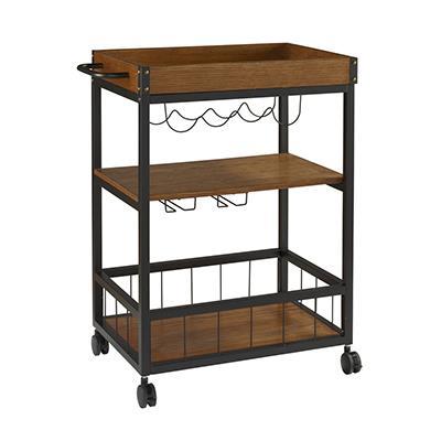Powell | Austin Kitchen Cart