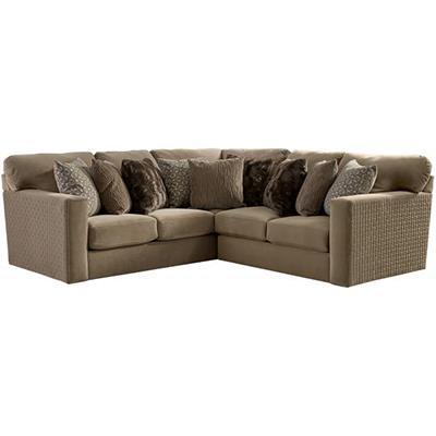 Jackson Furniture | Carob RSF Loveseat Sectional