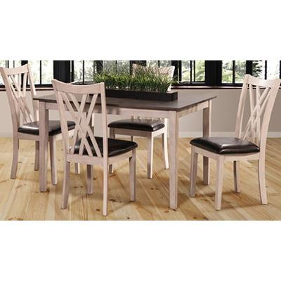 American Imports | paige 4 chair dining set